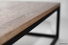 Minimalistyczny i bardzo elegancki stolik kawowy.  Ten minimalistyczny stolik kawowy o ciekawej  i geometrycznej formie uzupełniony jest…