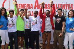 Keniata gana carrera en honor a la Virgen de la Asunción 2016 ~ Ags Sports