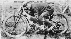 ¨You live more in five minutes flat-out on a bike like this than most people do in a lifetime - Burt Monro (New Zealand motorcycle racer, famous for setting an under-1,000 cc world record, at Bonneville, 26 August 1967. This record still stands today.