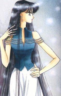 Sailor Moon - Sailor Saturn/Mistress