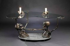 How cool is this table?