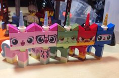 "Community Post: 17 Signs Princess Unikitty From ""The Lego Movie"" Is All Of Us"