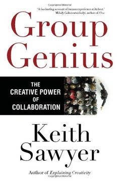 Group Genius: The Creative Power of Collaboration by Keith Sawyer,http://www.amazon.com/dp/0465071937/ref=cm_sw_r_pi_dp_5GQ3sb0GMT8R6RP0