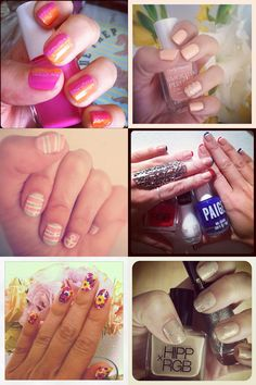 Nail art DIY manicures: 6 styles to try!