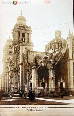 Fotos de Ciudad de México, Distrito Federal, México: La Catedral por; HUGO BREHME Bellisima