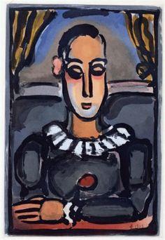 Georges Rouault, Pierrot Noir