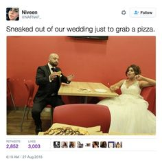 I'll probably do this on my wedding