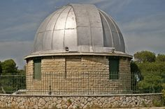 Dorides Telescope is part of the National Observatory on Philopappos. Acropolis, Telescope, Athens, The Locals, Greek, Walking, City, Walks, Cities
