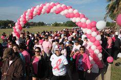 Mission Pink Walk
