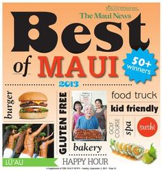 Best of Maui 2013