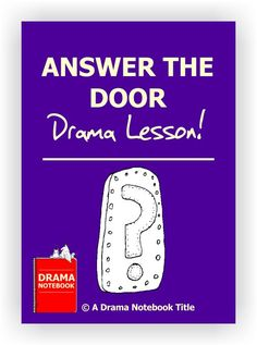 ~NEW DRAMA ACTIVITY~In this lesson, two students learn about the importance of the first-moments onstage. They create backstories for their characters and fully imagine where they have just been before they enter the scene.
