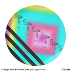 Choose from a variety of Flamingo plate designs or create your own! Shop now for custom plates & more! Browse our pre-existing designs or create your own on Zazzle today! Flamingo Gifts, Flamingo Print, Plates For Sale, Plate Design, Porcelain, Artist, Inspiration, Plaque Design, Biblical Inspiration