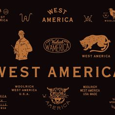 Work for @wearewestamerica and @woolrichinc by land_boys