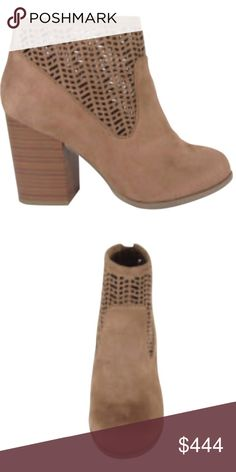 COMING SOON! Brown Cutout booties fall boots Taupe COMING SOON! PREORDER AVAILABLE THROUGH OFFER BUTTON. These sell out quickly. Perfect fall fashion boutique bootie boot. Boho Gypsy Boutique Shoes Ankle Boots & Booties