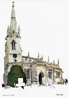 Chris Lee: Churches