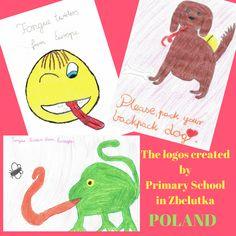Logo proposals by Primary School in Zbelutka, Poland