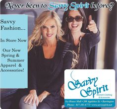 Savvy Spirit - Ice House Mall  Barrington, IL