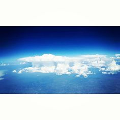#clouds #sky #flight #airplane #greecetoaustria #amazing #up #high #greatshot #photooftheday #picoftheday #bluesky #heaven #likeapainting #flyniki #summer Great Shots, Airplane, Heaven, Clouds, Sky, Amazing, Instagram Posts, Summer, Outdoor