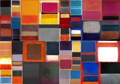 Mark Rothko Collection VI (color field)