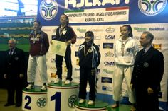 Results Italian Kata Championships 2013