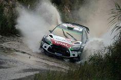 DS3 WRC Rallye Espagne 2015