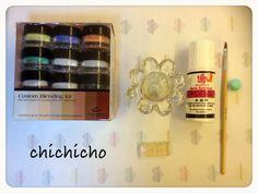 Video: Using Acrylic Powder with 3D Nail Art Mold! | chichicho~ nail art addicts