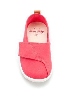 4f46639165 Summer plimsole - Baby girl - New this week - ZARA United States