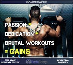 Passion | BrainSharp Supplements