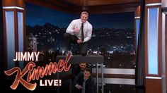 JJ Watt on Jimmy Kimmel: Gallon of Milk a Day, Two Dinners, and Leaping over Kimmel and Guillermo