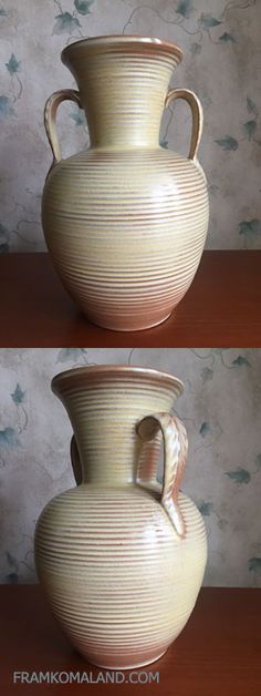 Buy and sell collectible Frankoma pottery, glaze and clay identification, and chat message board.
