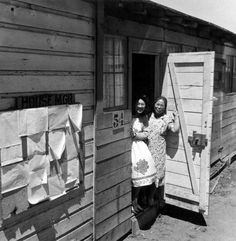 History in Photos: Dorothea Lange - Japanese Internment