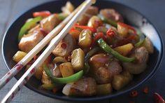 5 deliciosas recetas agridulces