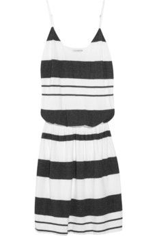 cute & simple jersey dress. $145 James Perse