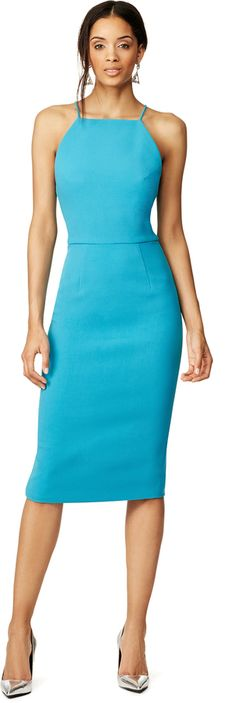 Christian Siriano Arizona Knit Dress