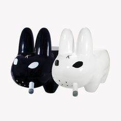 For my bunny obsession in me. ART GIANTS Smorkin Labbit 2ft Stool by Frank Kozik
