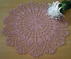 Tablecloth Crochet - Crochet Patterns Easy