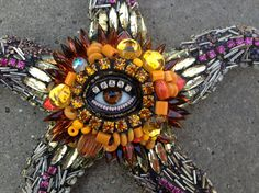 Starfish Eye by betsyyoungquist on Etsy