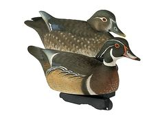 Final Approach Gunners HD Floating Wood Duck Decoys | Bass Pro Shops: The Best Hunting, Fishing, Camping & Outdoor Gear