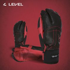 All mountain leather short cuff trigger, a favorite of the LEVEL pro team for its styling and warmth. Leather Shorts, Snowboard, Loom, Skiing, Gloves, Mountains, Ski, Fabric Frame, Bergen