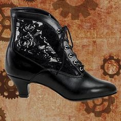 The Victoria Dame Short Boot