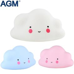 Now Available on our store: Novelty LED Night... Check it out here! http://ima-toys.myshopify.com/products/novelty-led-night-light-cloud-lamp-cute-pink-white-nightlight?utm_campaign=social_autopilot&utm_source=pin&utm_medium=pin