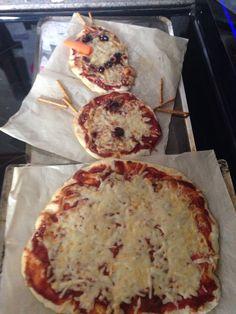 Olaf pizza