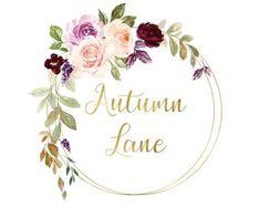 Logo Design & Websites for Female Entrepreneurs by AutumnLanePaperie Order Business Cards, Business Logo, Business Card Design, Custom Website Design, Custom Logo Design, Logo Branding, Logos, Rustic Logo, Website Logo