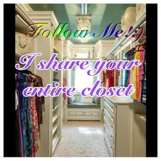 I L❤️VE TO SHARE‼️ ❤️SHARING IS CARING❤️Follow meLike this post Share this post                            I will share most of/or your entire closet‼️ With Love, Cherie ❌⭕️❌⭕️ MICHAEL Michael Kors Bags
