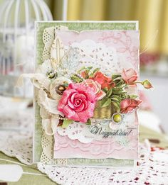 Beautiful card by Alena http://blog.lemoncraft.pl/2015/04/krok-po-kroku-z-alena-step-by-step-with.html