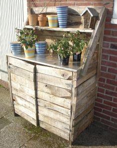 Storslått De 14 beste bildene for Puteskap/putekasse | Garden storage shed QE-51