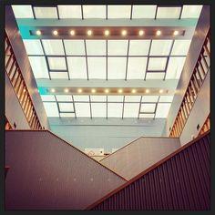 Een laatste gesprek als voorbereiding voor #groepscoaching Faculteit W&I van de #TUe... :-) #myview #Metaforum #Eindhoven