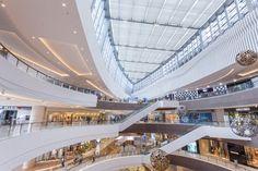 MixC Qingdao: New Wave of Multi-Purpose Malls ‹ INDESIGNLIVE HONG KONG