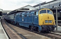 Railway Herald :: Imaging Centre :: 812 at Exeter St Davids