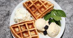 8 beste afbeeldingen van wafels etc pannenkoeken recepten en gezond bakken. Black Bedroom Furniture Sets. Home Design Ideas